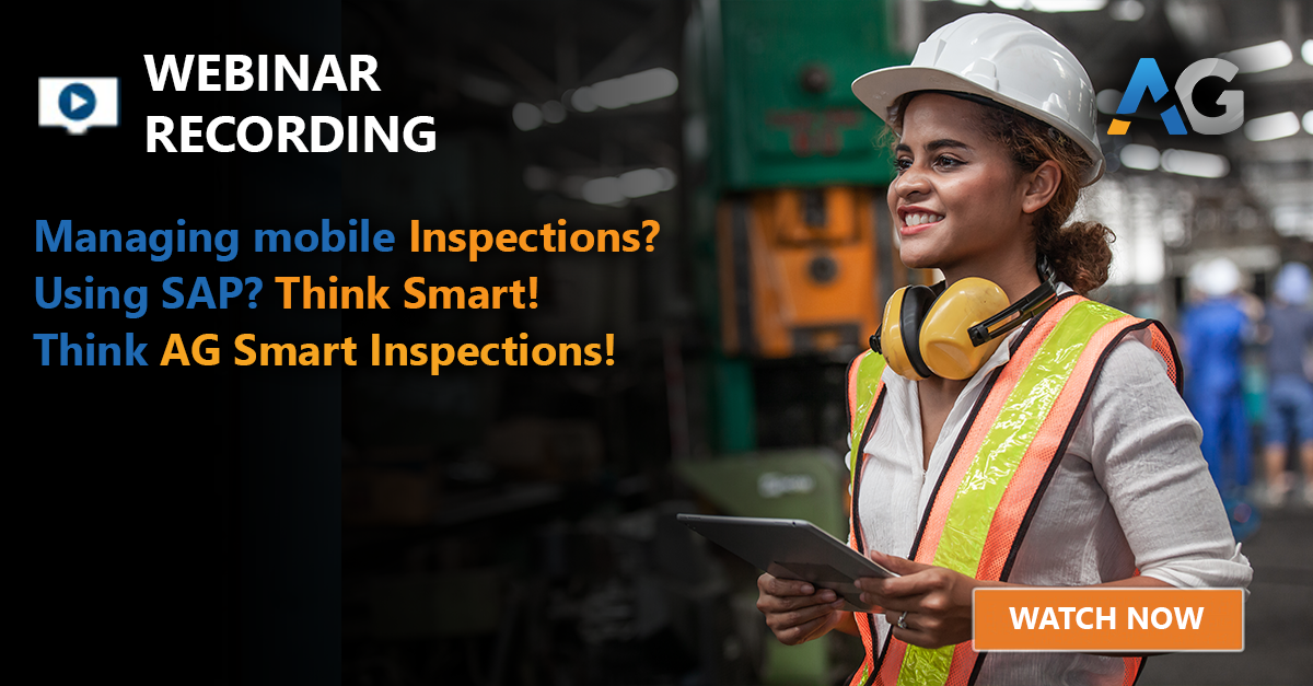 Think Smart Inspections - SI Page Recording